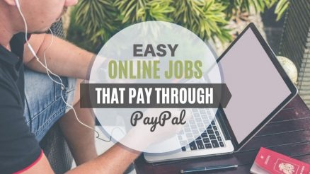 EASY Online Jobs That Pay Through PayPal