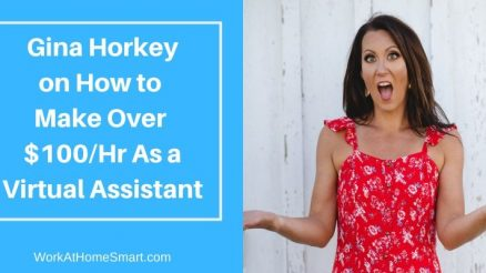 How Gina Makes Over $100_Hr as a Virtual Assistant
