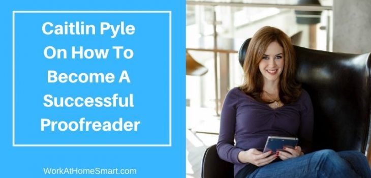 caitlin pyle on how to become a proofreader