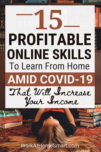Most profitable online skills to learn from home