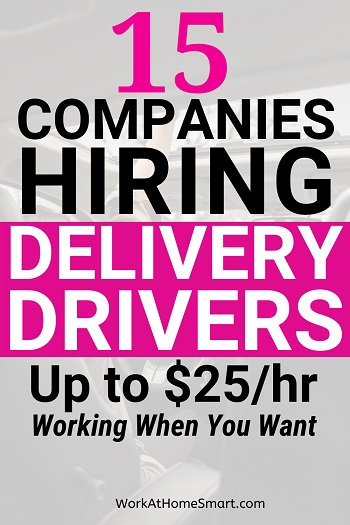 Best Delivery App Jobs