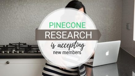 Pinecone Research is Accepting New Members