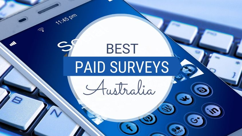 Top 10 Best Paid Surveys Australia