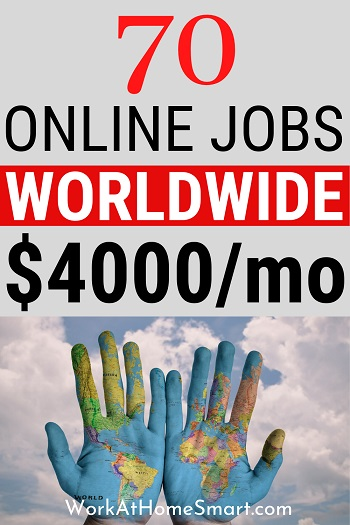 Online Jobs Worldwide
