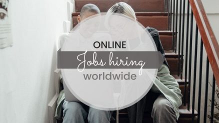 Online Jobs Worldwide Work From Home Anywhere In The World
