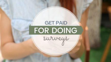 17 Online Surveys That Pay Through PayPal