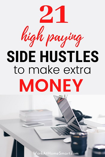 side hustle jobs to make more money