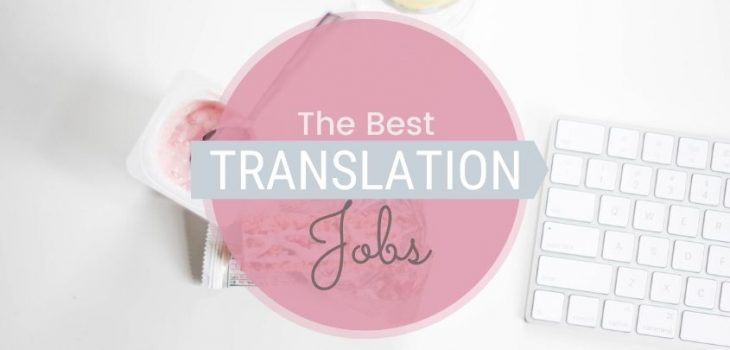 best online translation jobs from home