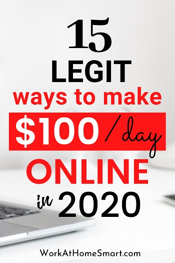 Websites & Apps To Make $100 A Day