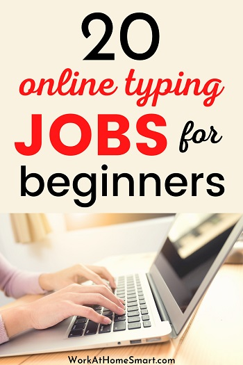 Online Typing Jobs With Free Registration