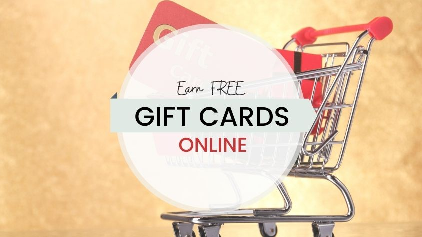 15 Best Apps to Earn Gift Cards Online Free
