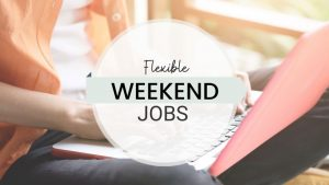 15 Part-Time Weekend Jobs Online To Earn Extra Cash