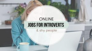 10 Low-Stress Online Jobs for Introverts