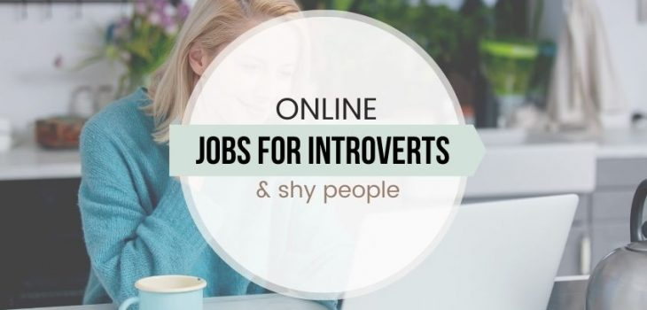Low-Stress Online Jobs for Introverts