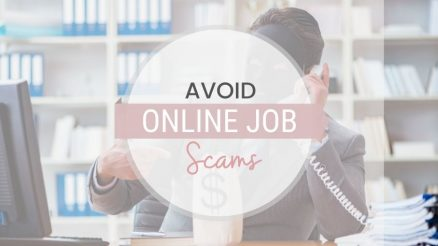 How to Avoid Online Job Scams When Working From Home