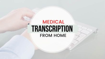 Online Medical Transcription Jobs From Home