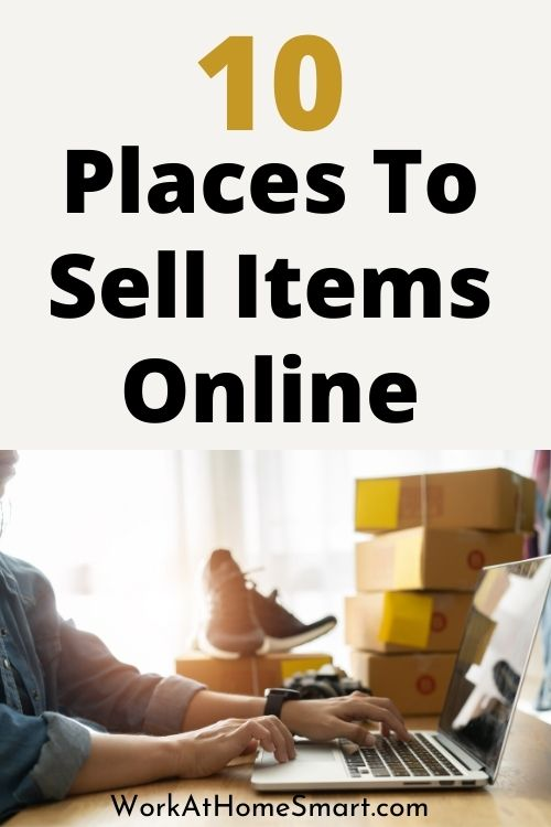 Websites To Sell Items Online