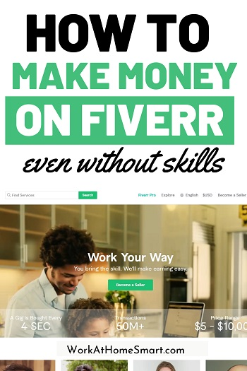 How to Make Money on Fiverr Without Skills